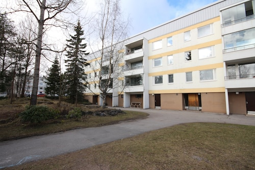 Two Bedroom Apartment in Espoo, Kalasääksentie 8