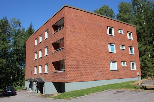 Three Bedroom Apartment in Lahti, Myllymäenkatu 4