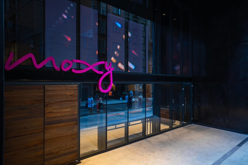 Exterior, Moxy NYC Downtown