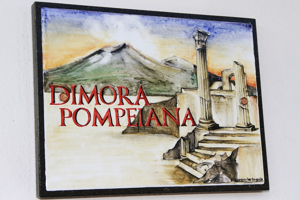 Vasca Da Bagno Pompeiana.Dimora Pompeiana Monte Vesuvio Pompei Italia Expedia It