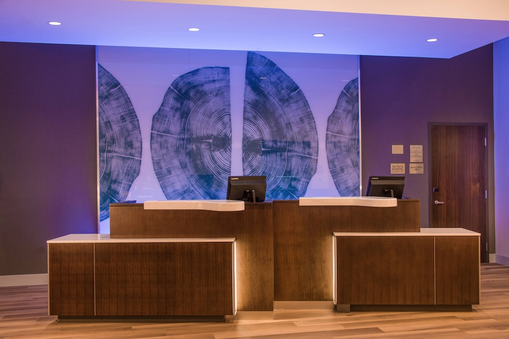 Lobby, Fairfield Inn & Suites by Marriott Dayton
