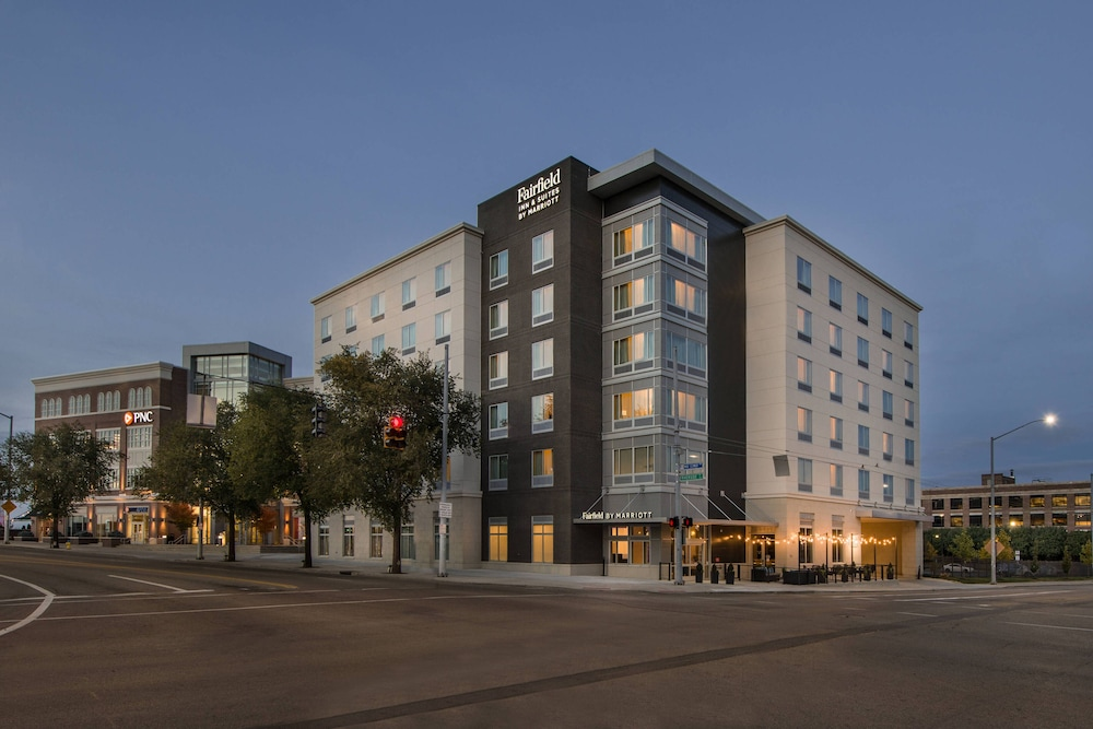 Featured Image, Fairfield Inn & Suites by Marriott Dayton