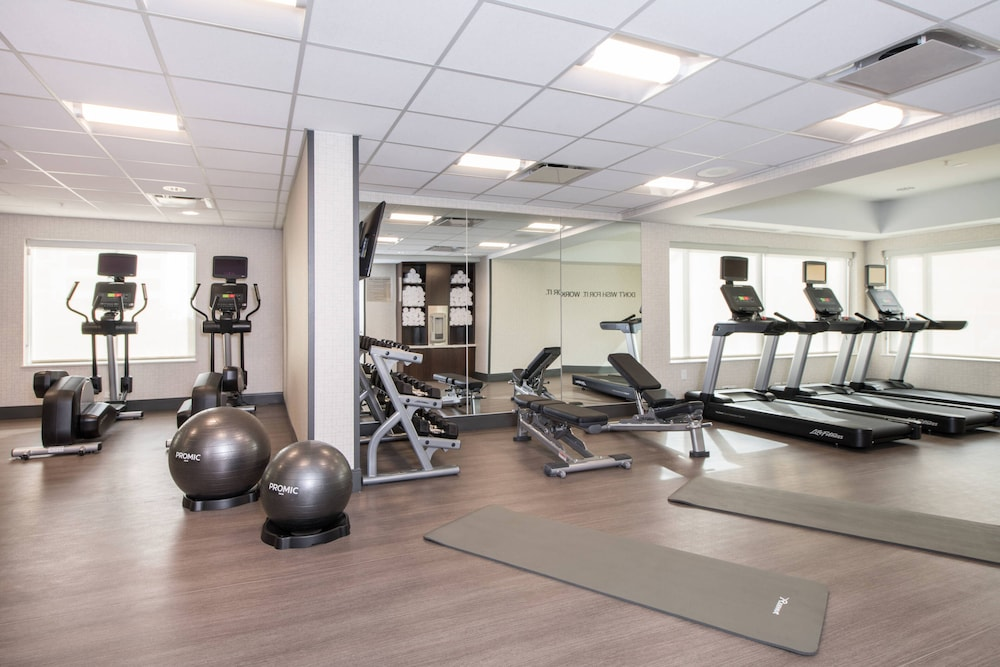 Fitness Facility, Fairfield Inn & Suites by Marriott Dayton