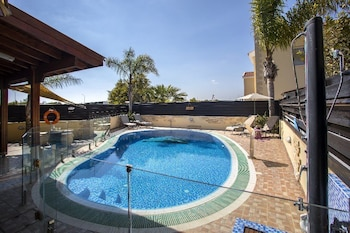 Ayia Napa Tropical Beach Villa