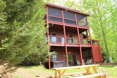 Check Expedia for Availability of Sunset Peak at Deer Creek 2 Bedrooms 2.5 Bathrooms Cabin