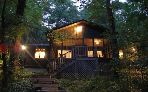 Check Expedia for Availability of Mountain Laurel Falls 2 Bedrooms 2.5 Bathrooms Cabin