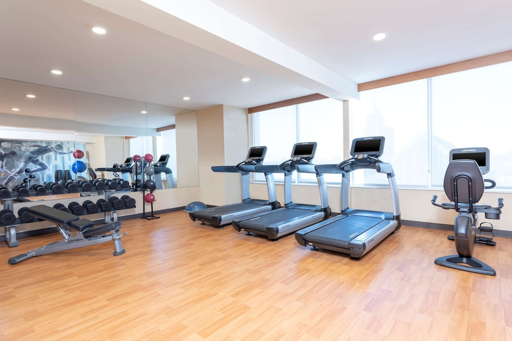 Fitness Facility, Hyatt Place Detroit Royal Oak