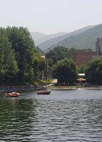 Vanadzor Armenia Health Resort