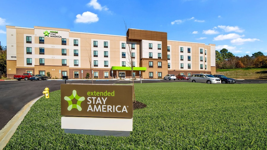 Extended Stay America Premier Suites Greenville Woodruff Rd