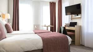 Coffre-forts dans les chambres, lits bébés (en supplément)