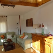 Apartment With 2 Bedrooms in Alp, With Balcony - 8 km From the Slopes