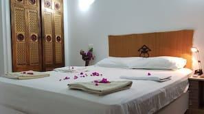 3 chambres, draps en coton égyptien, literie de qualité supérieure