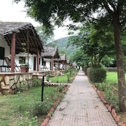 Geejgarh Eco Village by OpenSky