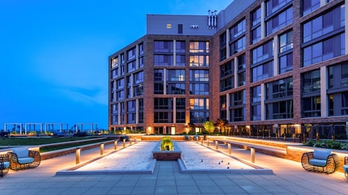 Great Place to stay Global Luxury Suites at The Wharf near Washington