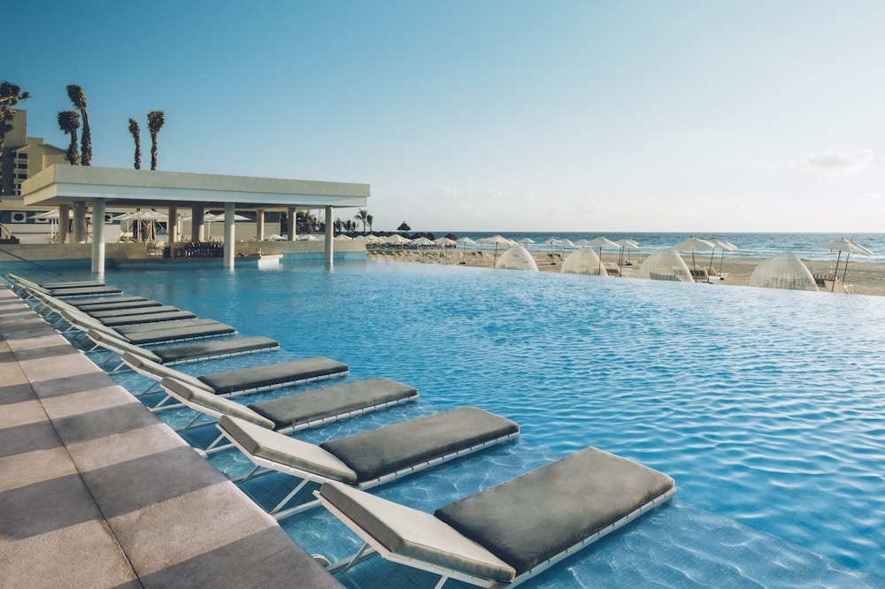 Pool, Coral Level at Iberostar Selection Cancun Adults Only - All Inclusive