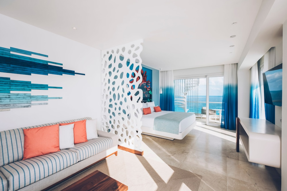Room, Coral Level at Iberostar Selection Cancun Adults Only - All Inclusive