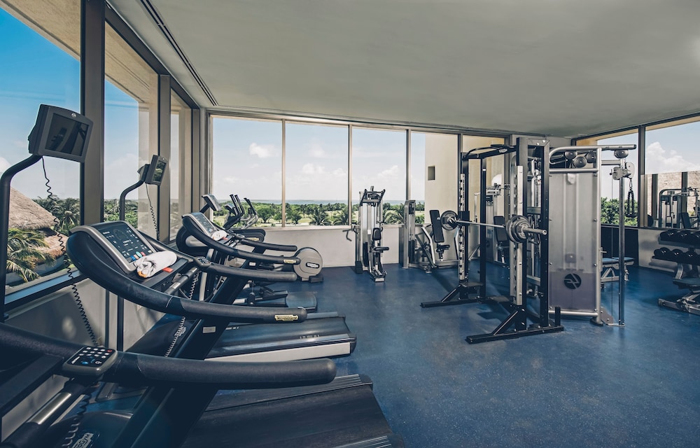 Gym, Coral Level at Iberostar Selection Cancun Adults Only - All Inclusive