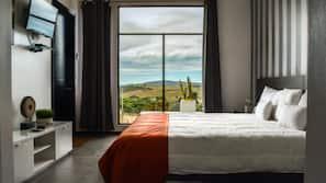 1 bedroom, premium bedding, minibar, blackout drapes