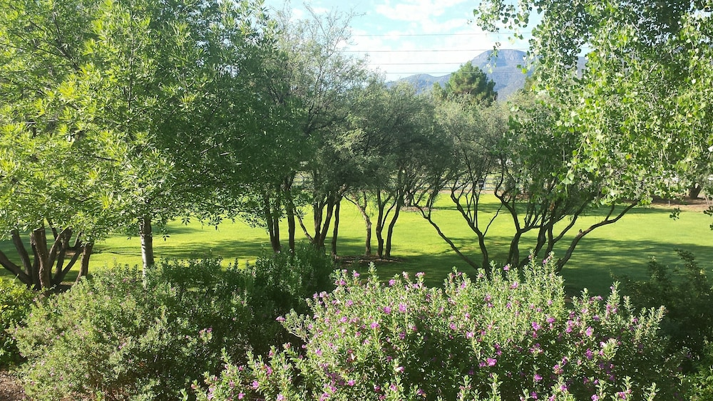 Property Grounds, Ranch House Retreat By The River ~ South Of Sedona Red Rocks