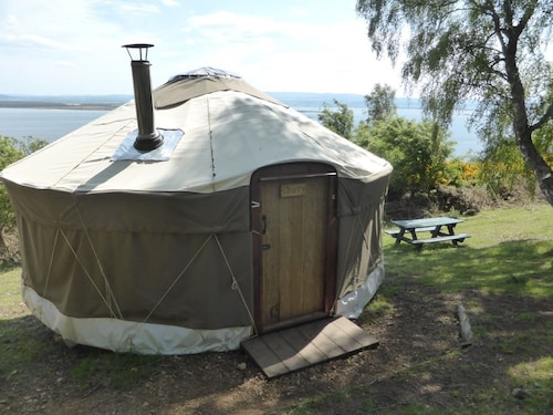 Cherry Yurt - Campsite