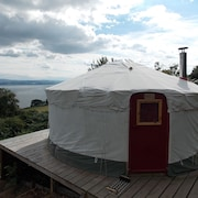 Holly Yurt