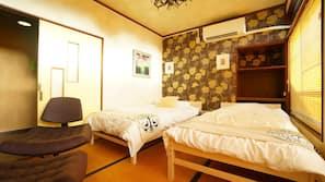 3 ห้องนอน, เตียง Tempur-Pedic, ตู้นิรภัยในห้องพัก, ผ้าม่านกันแสง