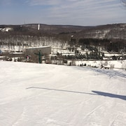 Seven Springs Mountain Resort ,On Top O the Avalanche, Ski-in-ski Out!