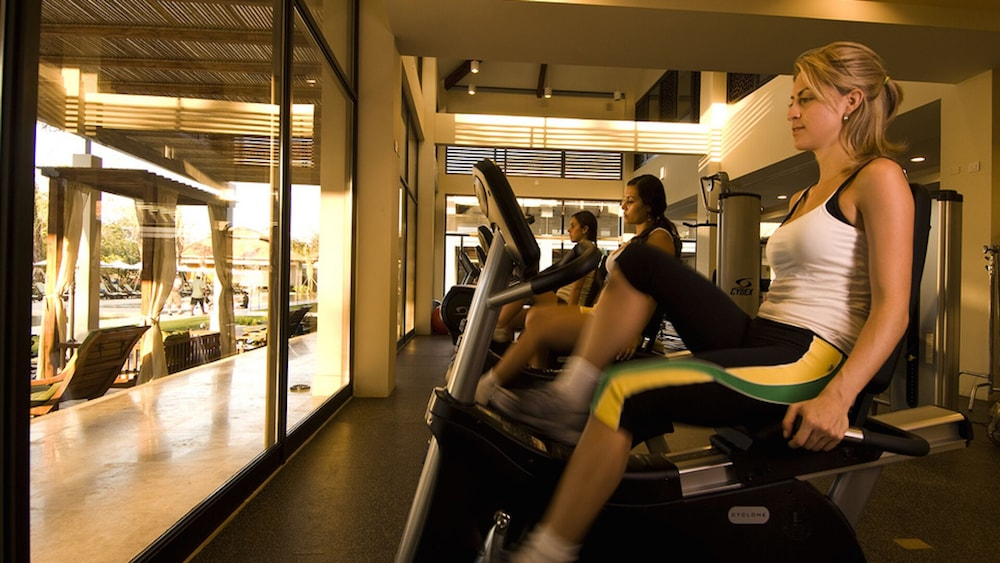 Gym, Ocean View Condo - Ocean Front Beach Club, Golf & Spa Resort, Reserva Conchal
