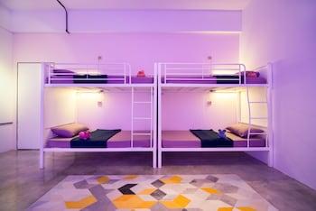 兰卡威床的态度旅馆 - 青年旅舍