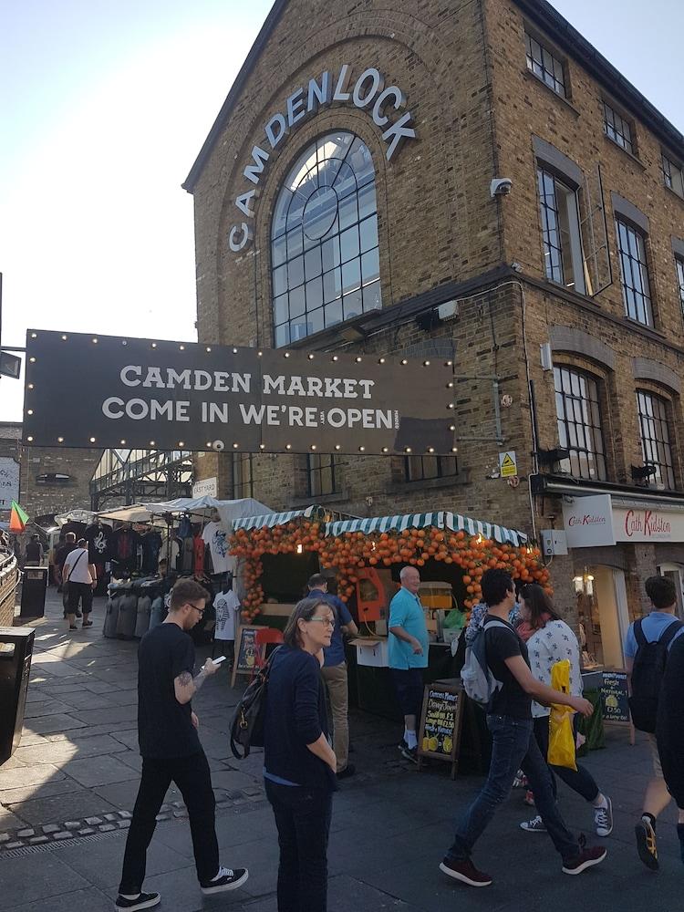 Camden Town: King's Place Camden Town, London: Hotelbewertungen 2019