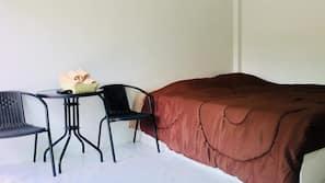 เตารีด/โต๊ะรีดผ้า, บริการ WiFi ฟรี, ผ้าปูที่นอน