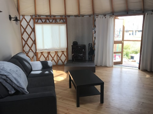 Skaha Lake Yurt #336114 2 Bedrooms 1 Bathroom Yurt