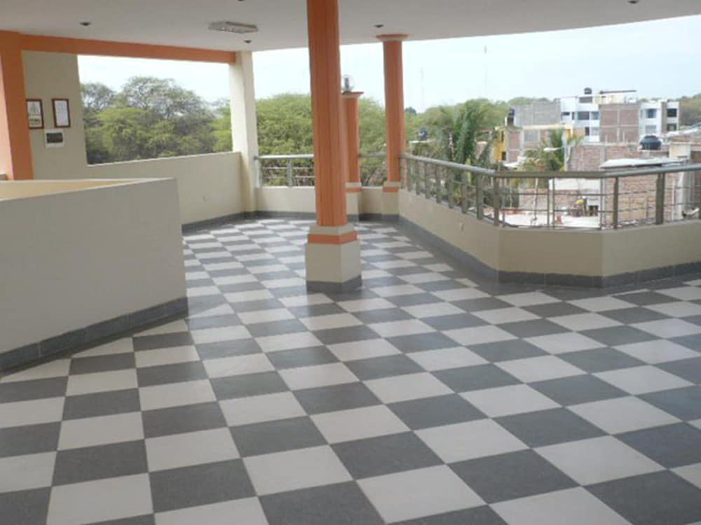 Terrace/Patio, Hotel Via Loma Blanca