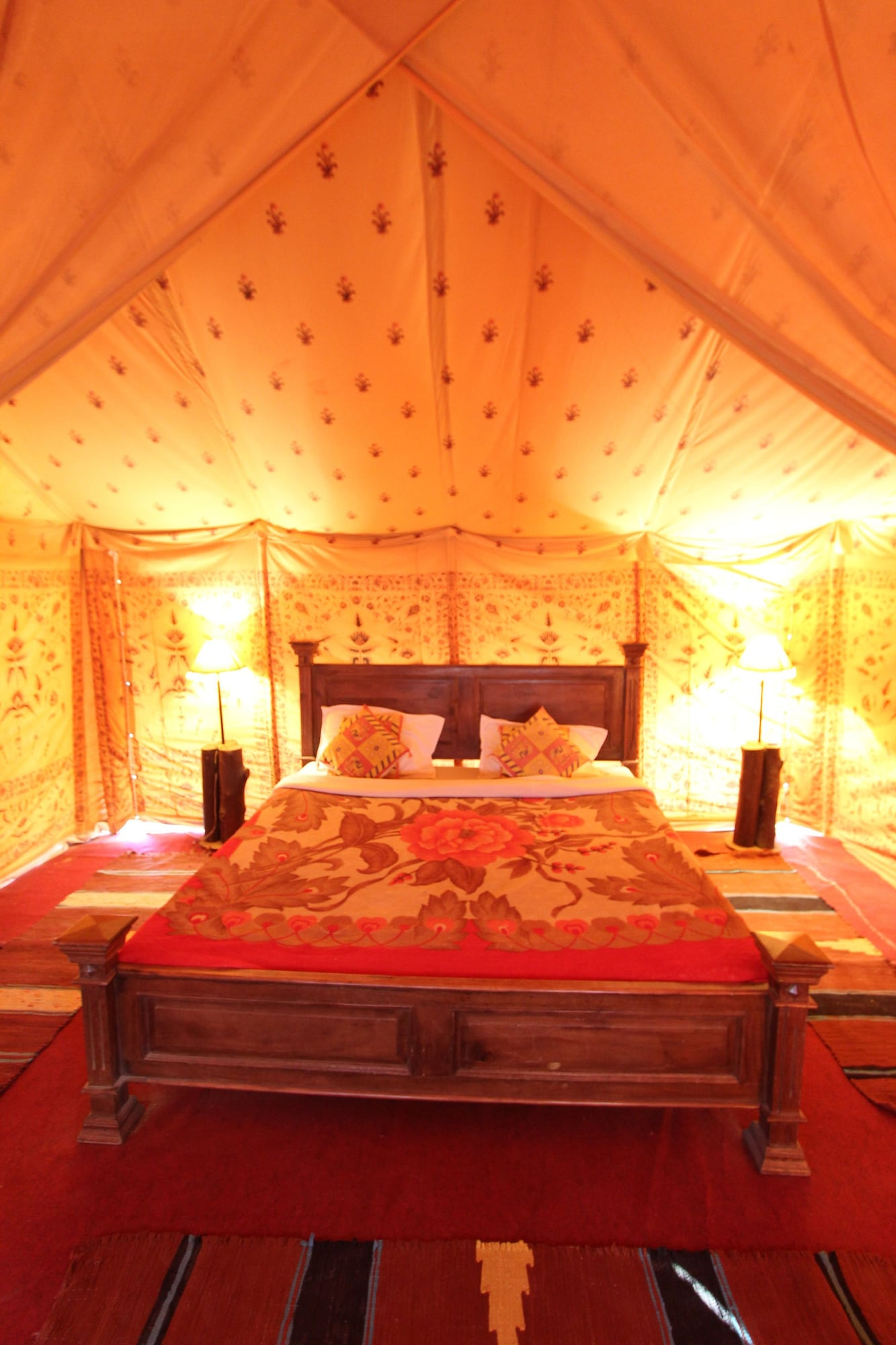 Deluxe Tent, 1 Double Bed, Non Smoking