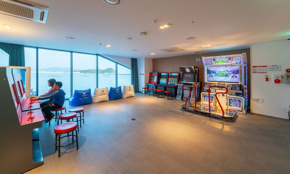 Game Room, Yeosu Venezia Hotel & Resort