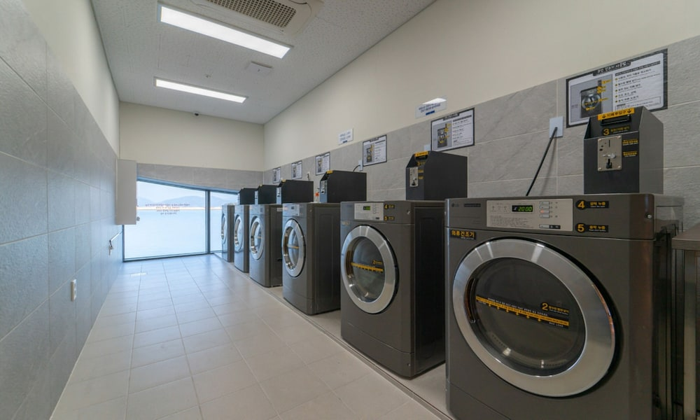 Laundry Room, Yeosu Venezia Hotel & Resort