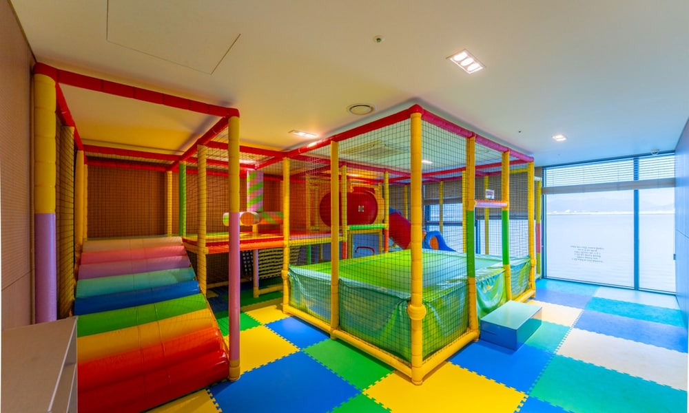 Children's Play Area - Indoor, Yeosu Venezia Hotel & Resort