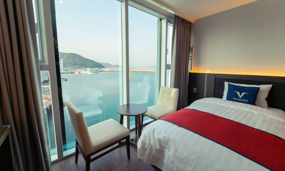 View from Room, Yeosu Venezia Hotel & Resort