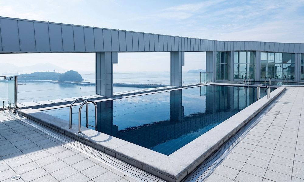 Outdoor Pool, Yeosu Venezia Hotel & Resort