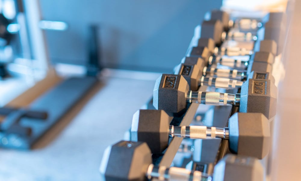 Fitness Facility, Yeosu Venezia Hotel & Resort
