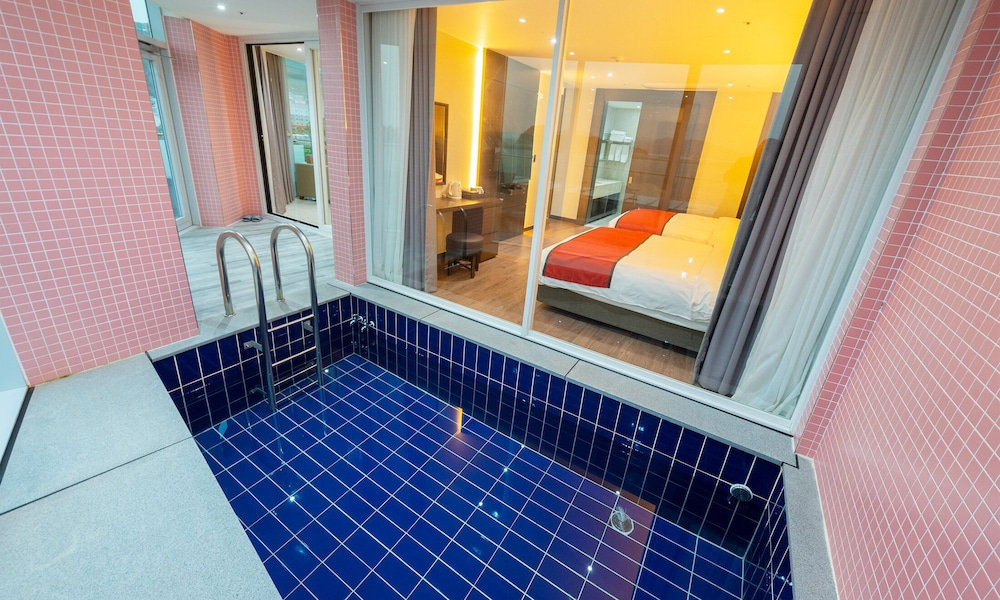 Private Pool, Yeosu Venezia Hotel & Resort