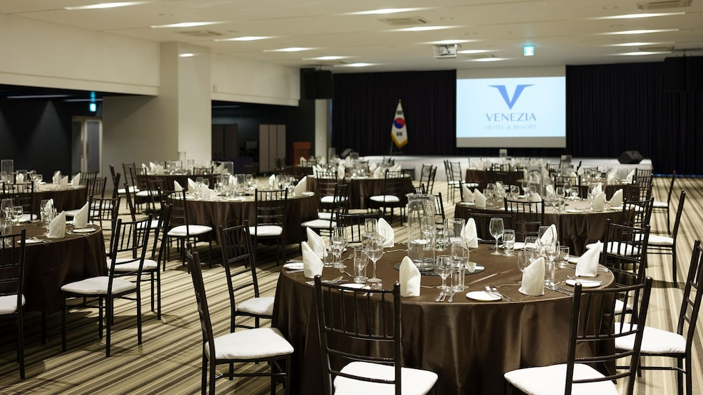 Meeting Facility, Yeosu Venezia Hotel & Resort