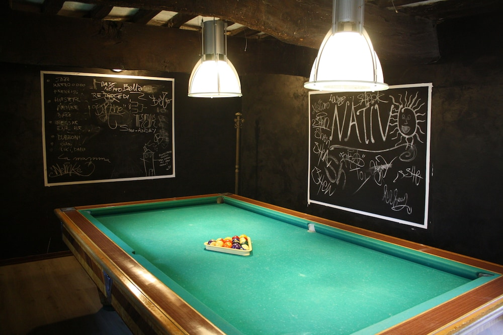 Billiards, Nativo