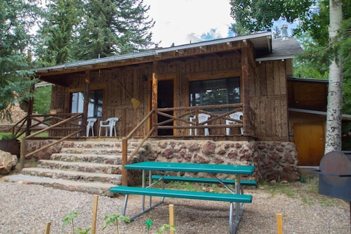 Great Place to stay Private Mountain Casita Cabin near Red River
