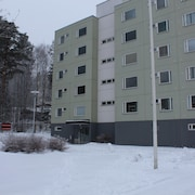 Three Bedroom Apartment in Lahti, Ostoskatu 24