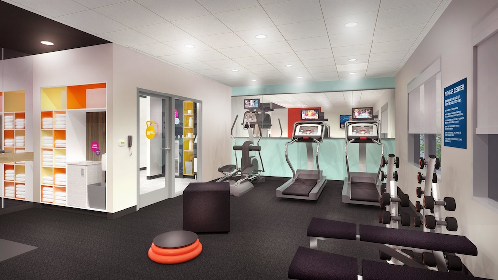Fitness Facility, Tru By Hilton St George, UT