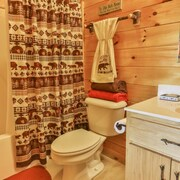 CHEROKEE SUNRISE LODGE Apartment 4 NEVAEH CABIN RENTALS