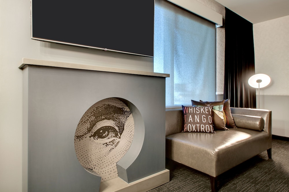 Television, The Rose Chicago, Tapestry Collection by Hilton
