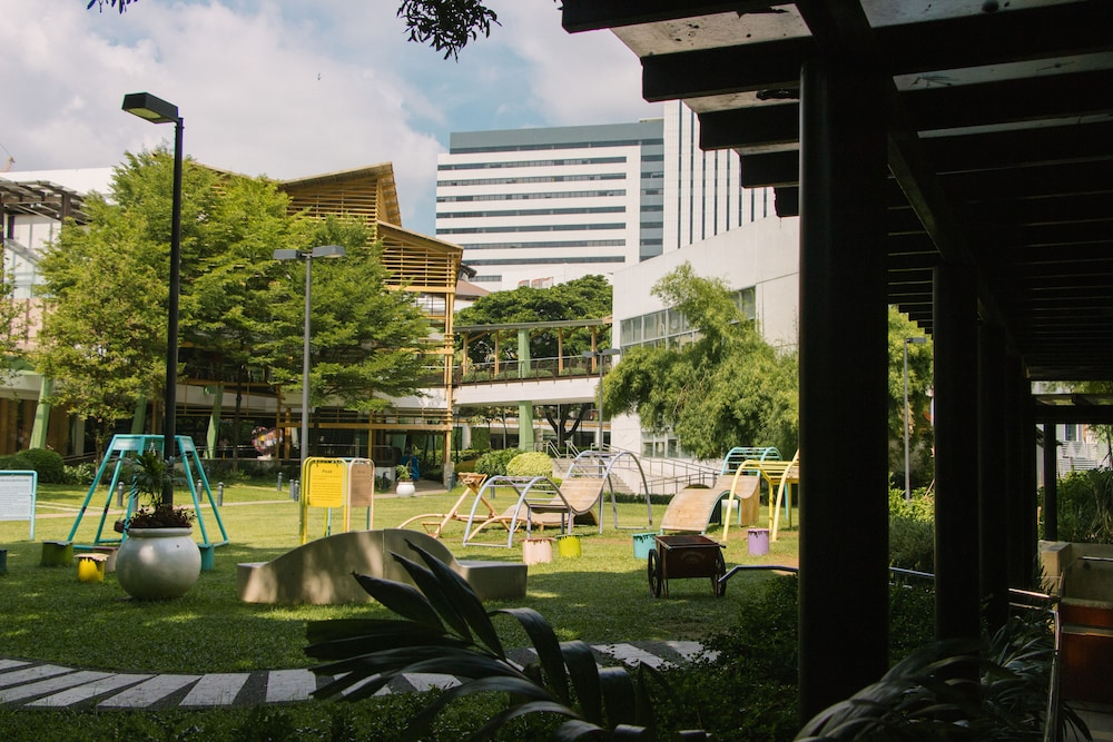 Children's Play Area - Outdoor, Seda Ayala Center Cebu