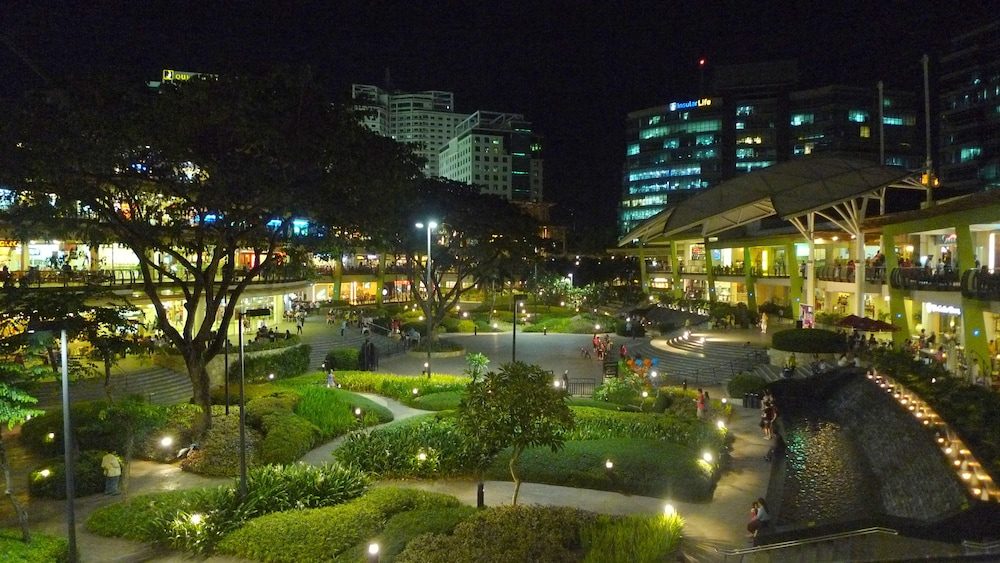 Land View from Property, Seda Ayala Center Cebu